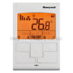 Honeywell T6382A/T6382B 2-Pipe LCD Digital Thermostat