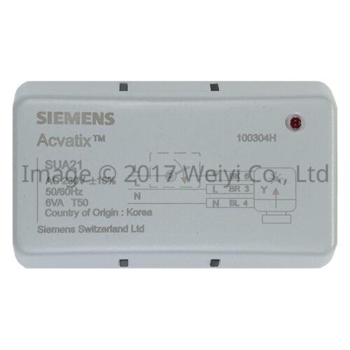 Siemens Electromotoric Actuator SUA21/1 西門子 電動閥