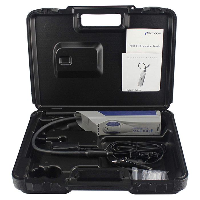 Inficon 紅外線偵測 電子冷媒探漏器 D-TEK Select Refrigerant Leak Detector
