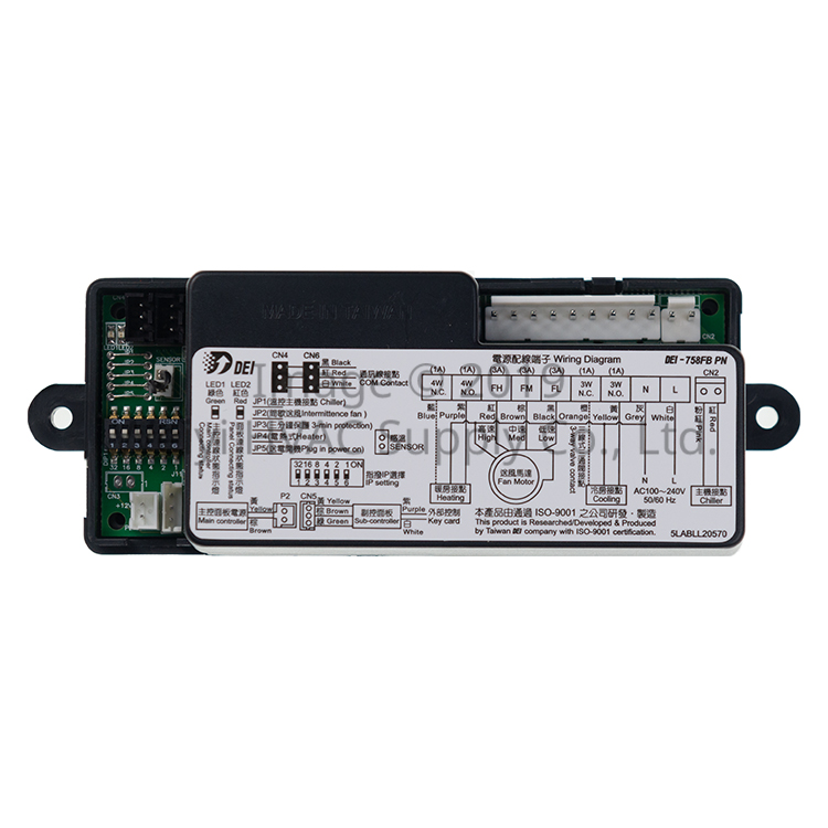 DEI-758 FBPN控制盒