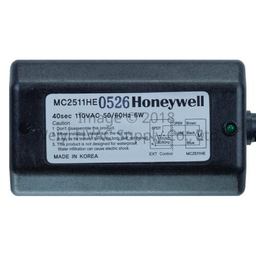 Honeywell MC2511HE 2-Way Hydronic Valves