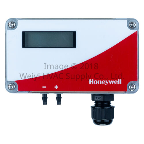 Honeywell DPT Differential Pressure Transmitter