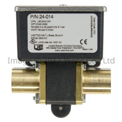 Honeywell UEC24014M262 Differential Pressure Switch