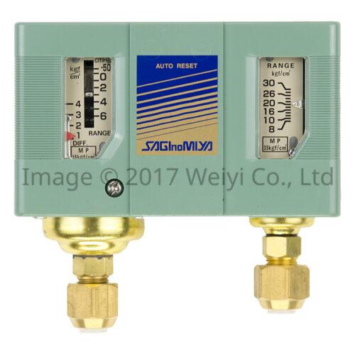 Saginomiya DNS-D306XM 高低壓 壓力開關