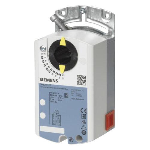 西門子 風門驅動器 Siemens GDB..1E Rotary air damper actuator GDB331.1E