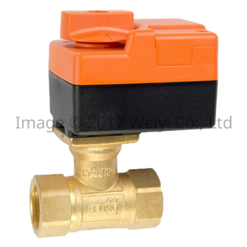 Belimo RB230+FRU230-3 Two-way Fan-Coil Valve