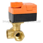 Belimo RB330+FRU230-3 Three-way Fan-Coil Valve