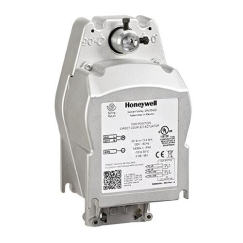 Honeywell Direct Coupled Actuators - Fire and Smoke MS4109F1210/U