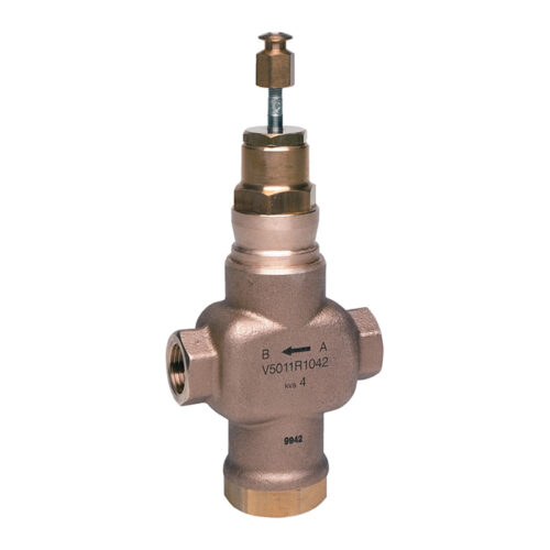 漢威 二通閥 閥體 Honeywell 2-Way Globe Valve V5011R