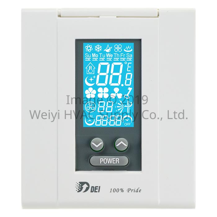 DEI-758 LCN 主控面板