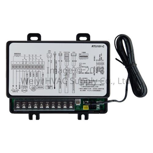 RTU101-C 小型送風機用 智慧連網型溫度控制器
