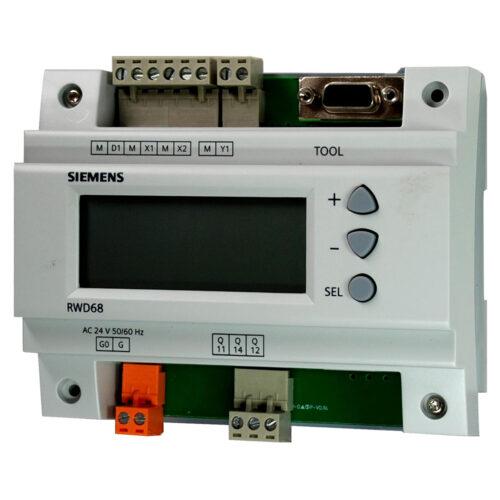 西門子 小型通用型控制器 Siemens Universal Controller RWD62