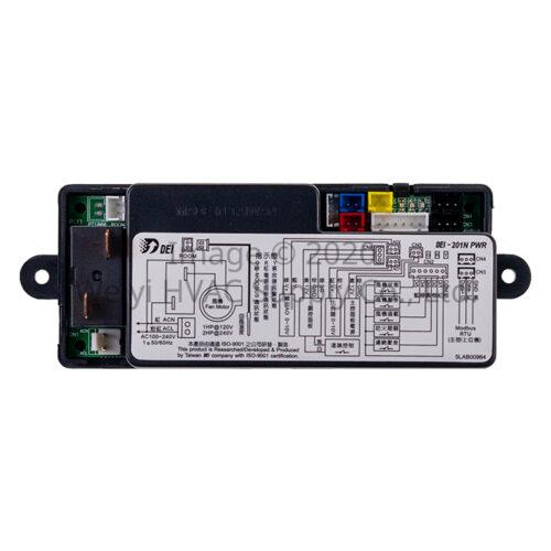 DEI-201N AHU/VAV用比例式數位溫控器