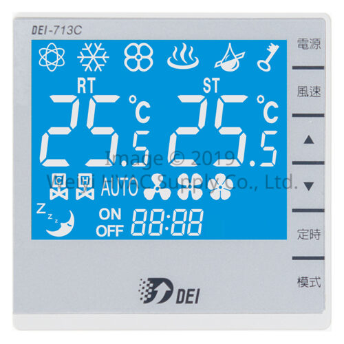 DEI-713C 一對一單機溫控