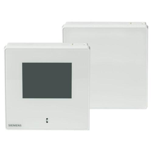 Siemens Fine dust sensor +display, 0-10V, Modbus 西門子 PM2.5 PM10 感測器 QSA2700D