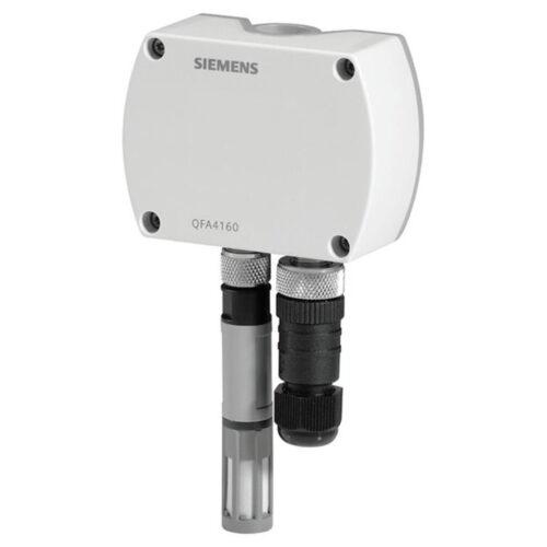 西門子 QFA41系列 溫濕度感測器 Siemens Symaro Room sensors for relative humidity and temperature with calibration certificates QFA4160