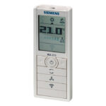 Siemens Infrared Remote Control for room thermostats IRA211