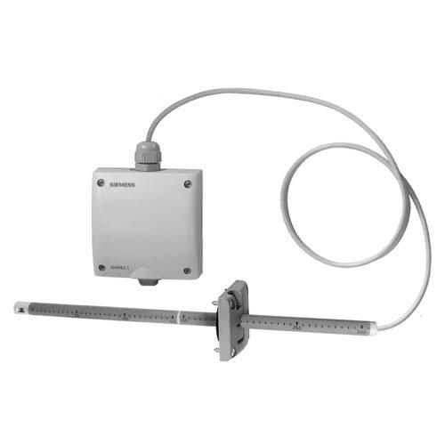 西門子 風管型風速感測器 Siemens Duct sensor for air velocity QVM62.1