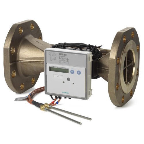 Siemens Ultrasonic heat and heating/cooling energy meters UH50